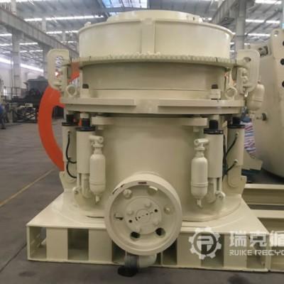 出售二手HP300多缸圆锥破碎机